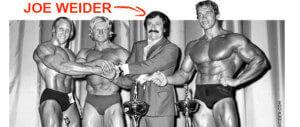Joe Weider : l'éternel parrain du bodybuilding