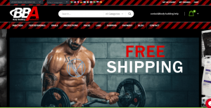 Avis Test Boutique Body-Building-Anabolics.is